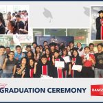 Graduation Ceremony With Wall Street English at Rangsit
