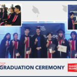 Graduation Ceremony With Wall Street English at Fashion Island