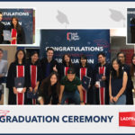 Graduation Ceremony With Wall Street English at Ladprao  