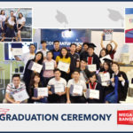  Congratulations! Graduation Ceremony With Wall Street English at Mega Bangna!