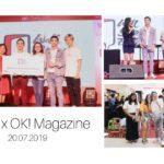 WSE x OK! Magazineกับกิจกรรม OK! Charity 2019 ณ ศูนย์การค้า Central World