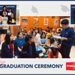 Graduation Ceremony With Wall Street English at Pinkao