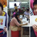 สาขาปิ่นเกล้า พาน้อง ๆ นักเรียนในสาขา ไปวาดรูป Tsum Tsum  เจ้าตัวการ์ตูนดุ๊กดิ๊กแสนน่ารัก