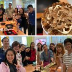 สาขาลาดพร้าวจัดกิจกรรม Cooking Class สอนทำ Okonomiyaki พิซซ่าญี่ปุ่น
