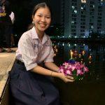 สาขาบางกะปิ ร่วมจัด Loy Krathong Festival จัดกิจกรรมทำกระทง พร้อมร่วมใจกันไปลอยในแม่น้ำ สืบสานวัฒนธรรมไทย